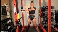 Fantasy Fitness: Jet Setting Jasmine and King Noire Work Out the Kinks