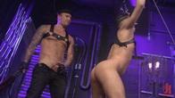 Isaac X and Cesar Xes: Interrogation XXX RAW