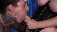 Snared 2: Mistress Blunt owns Ruckus Ass!