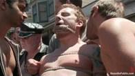 Cody Allen Bound and Humiliated in Public