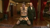 House slaves o and kaos are machine fucked and have extreme sybian orgasms