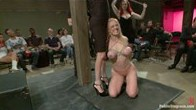 Darlings First Time Fucked on Camera - IN PUBLIC