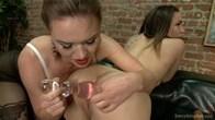 Hot Maid gets Anally Punished: Gabriella Paltrova and Krissy Lynn