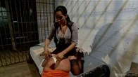 Women In Prison: Squirting, anal and fisting!