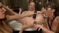 Anal Erotic: Three anal sluts
