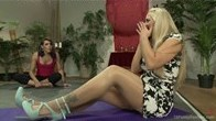 TS Kelli Lox Fucks Holly Heart in her Pussy and Ass