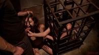 Casey Calvert and Veruca James love to fuck in bondage!