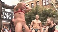Hot studs first time at Folsom Street Fair