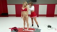 College Cheerleader Punished By Spirit Captain!