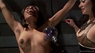 Anal Electrofuck Latex Babes