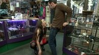 Casey Calvert Anal Slut Strolls the Filthy Streets of San Francisco