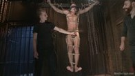 Party boy abducted and edged