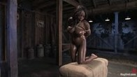 Jada Fire is back, oiled up, bound and forced to squirt.