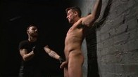 Straight Hunk - Solid Muscle - Mercilessly Beaten and Made to Cum