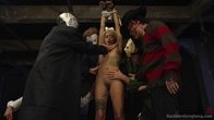 The Final Girl Gets Gangbanged!