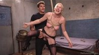Slave Training Gorgeous Newbie: Riley Nixon