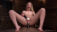 Fucking Machine Squirt-a-thon with Mona Wales