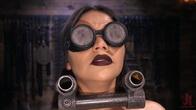 A Quiet Riot:Goth Slut Submits!