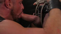 Serve Your Master: Michael Roman Shows Dallas Steele Whos In Charge