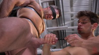 My Brothers Discipline: Michael DelRay Punishes Step-Bro Alex Mecum