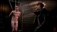 Yes Master Koga: Jacen Zhu Dominates Submissive Stud Alex Killian