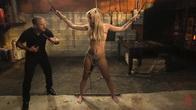 Sophia Grace: All-Natural Blonde Power Fucked in Rope Bondage