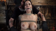 Gia DiMarco is Back! Grueling Bondage And Mind-Blowing Orgasms