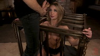 Anal Fuck Toy Daisy Stone is Helpless in the Dungeon
