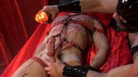Bound Valentine: Alex Mecum Covered in Wax, Suspended, Pumped, Fucked