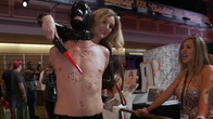 The Filthiest Fucking Slut: Mona Wales Degrades Tony Orlando in Public