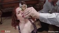 Rita Seagrave: First on camera piss drinking!
